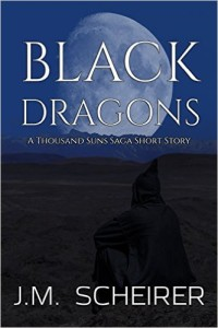 Black Dragons Cover